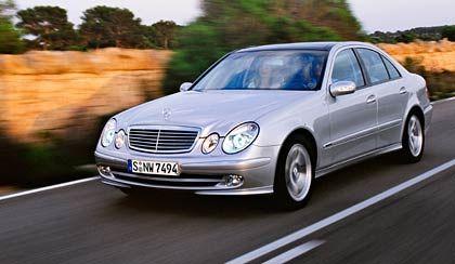 """Mercedes E-Klasse: """"Wir produzieren die beste Produktqualität aller Zeiten"""""""