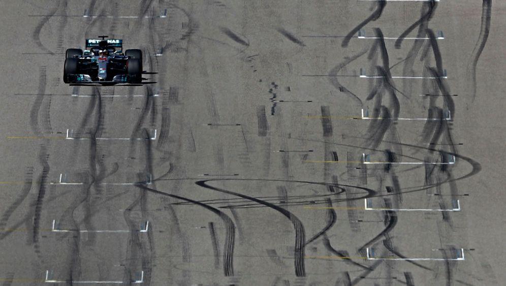 Formel 1: Räikkönen jubelt wieder, Hamilton (noch) nicht