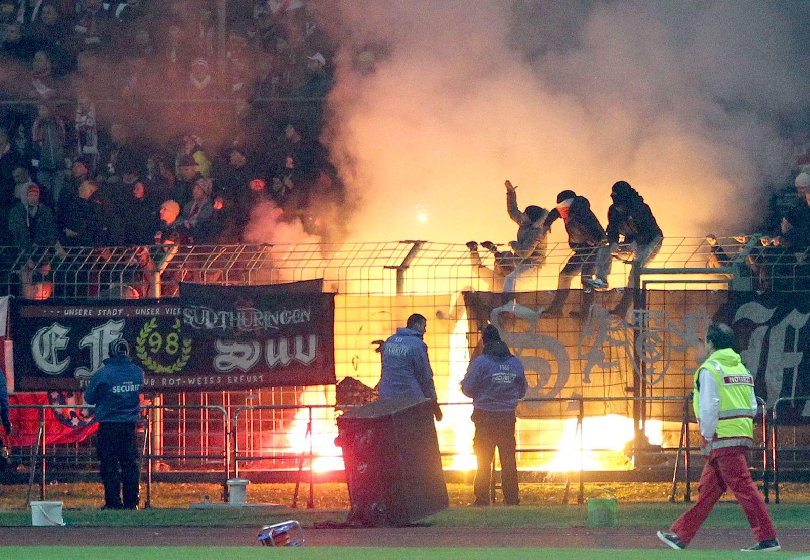 FC Rot-Weiß Erfurt - 1. FCMagdeburg