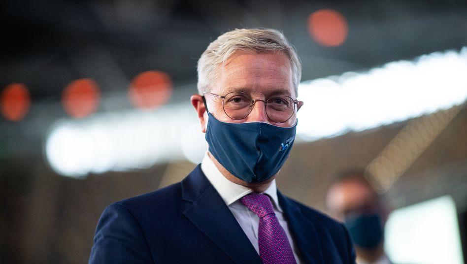 Außenpolitiker mit steigenden Außenseiterchancen: CDU-Politiker Röttgen