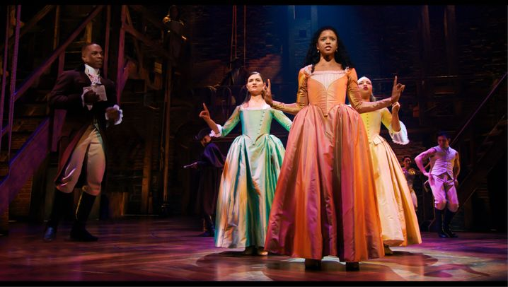 "Broadway-Hit ""Hamilton"""