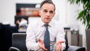 Maas will mit USA »Marshallplan für Demokratie« erarbeiten