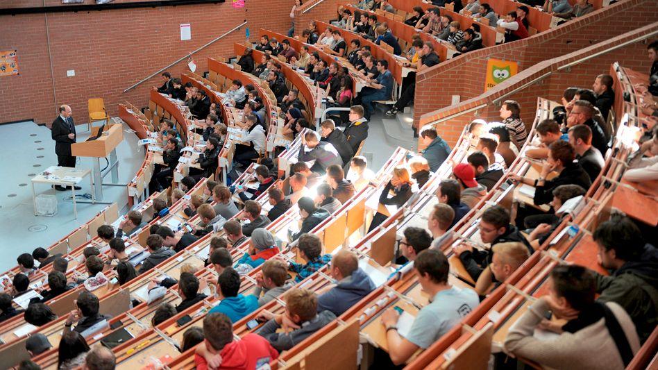 Erstsemester an der Uni Kassel: Hallo, ich will hier rein!