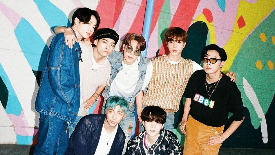 BTS-Bandmitglieder: Soundtrack zum Wirtschaftswunder