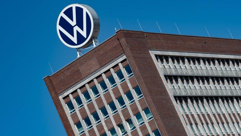 """Volkswagen muss sich Recherchen des Magazins """"Business Insider"""" mit einer Abhöraffäre auseinandersetzen. Dabei geht es um den Streit mit dem Zulieferer Prevent"""