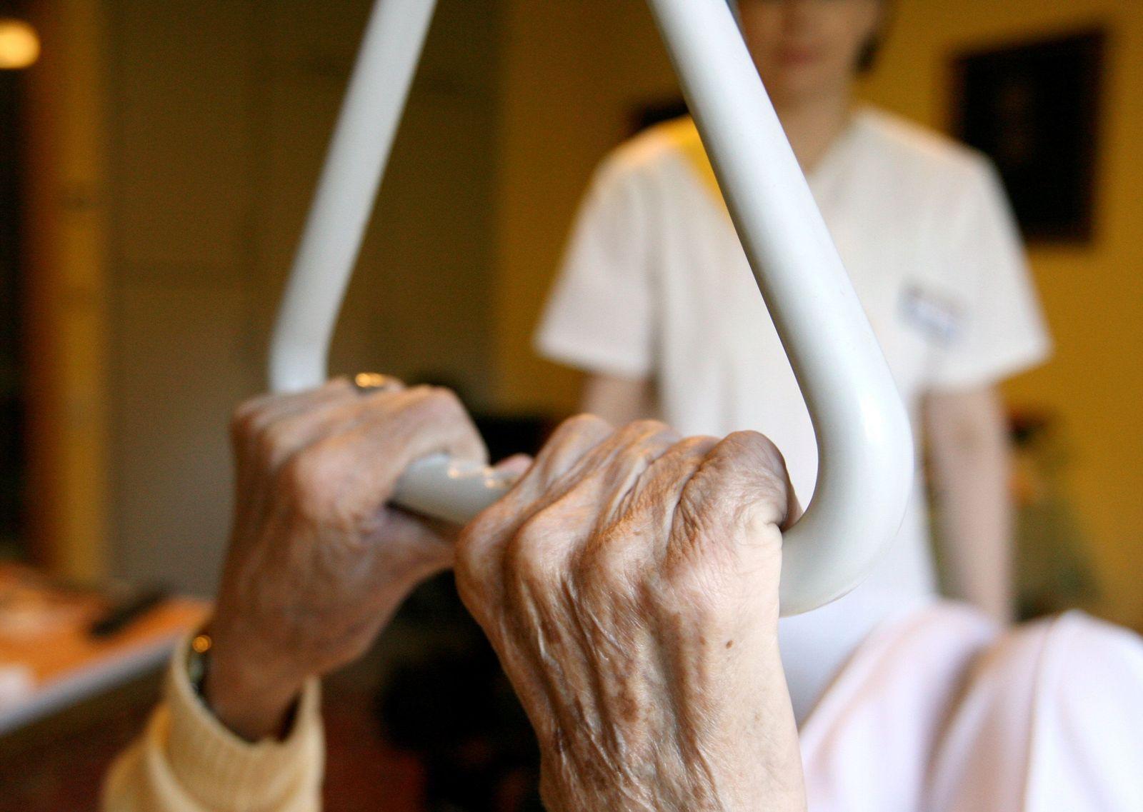 Palliativ-Versorgung in Deutschland