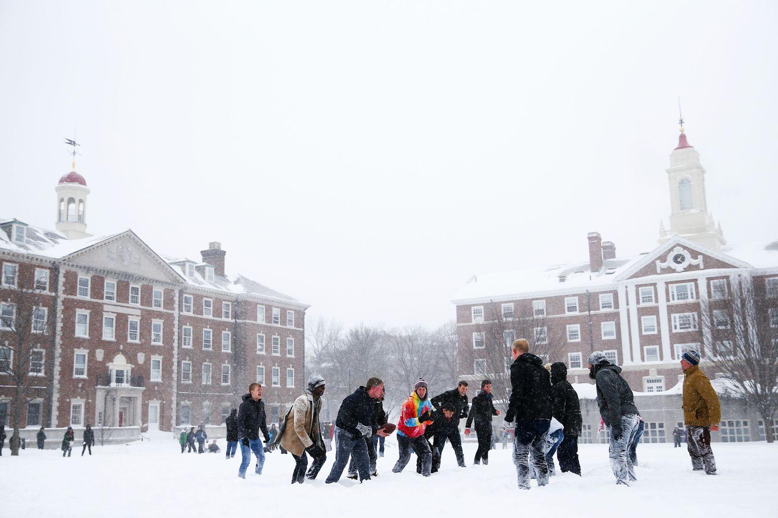 Harvard Uni Campus