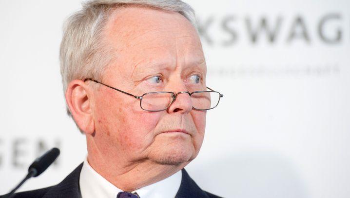 Fotostrecke: Volkswagens Streitpotenzial
