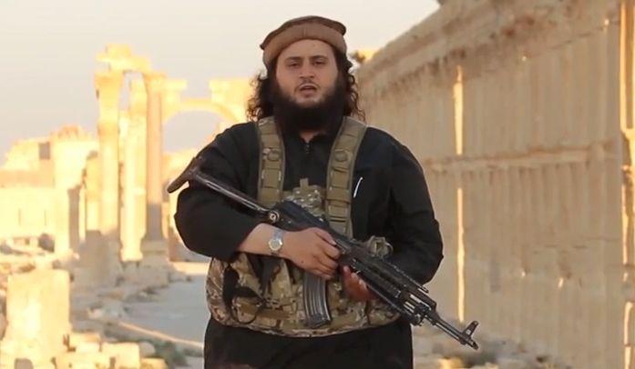 EINMALIGE VERWENDUNG Screenshot/ Islamischer Staat