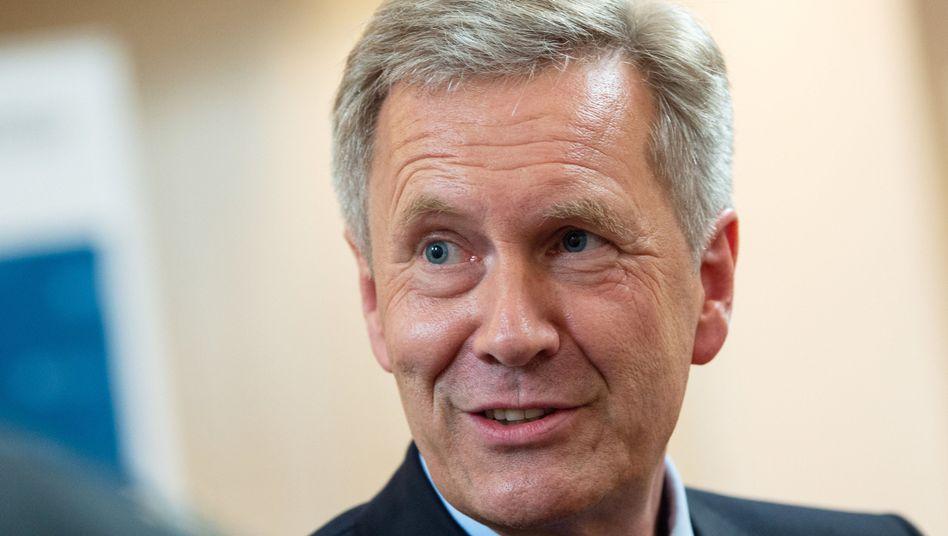 """Christian Wulff: """"Die Chancen sind groß"""""""