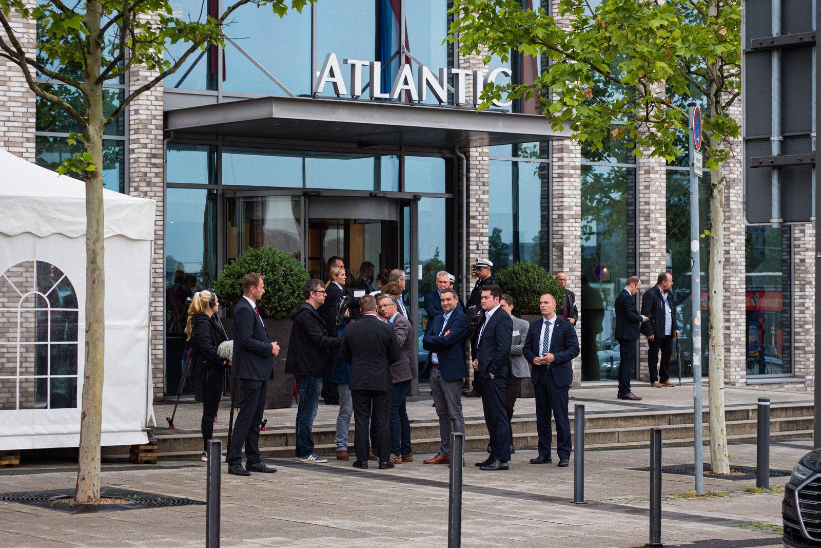 Innenministerkonferenz in Kiel