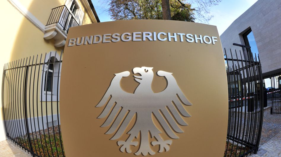 BGH in Karlsruhe: Kein Schadensersatz für früheren JVA-Insassen
