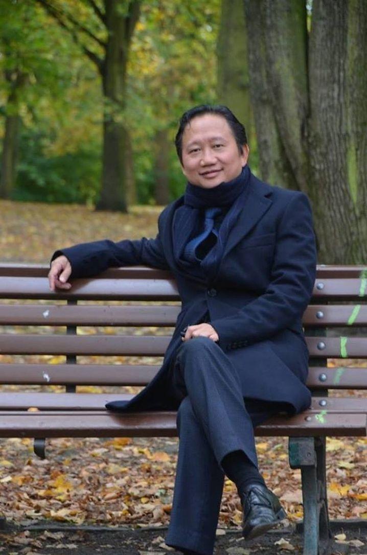 Geschäftsmann Trinh