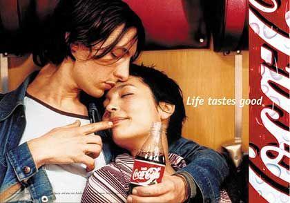 """Cola-Werbung: Das Reizwort """"Life"""" landet auf Platz 18 der deutschen Top 100"""
