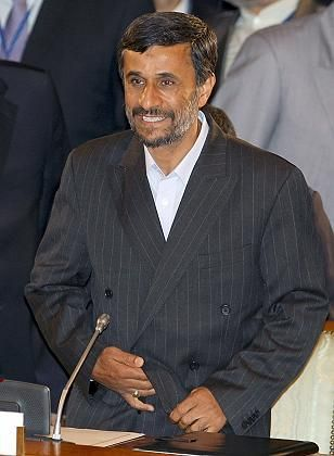 Präsident Ahmadinedschad: Leben nach den Gesetzen des Islam