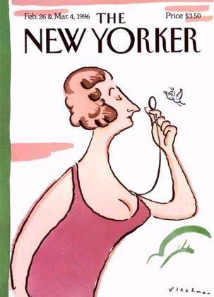 """Main-Stream: Auch das einst liberale Magazin """"The New Yorker"""" ist ins Lager der Bellizisten gewechselt."""