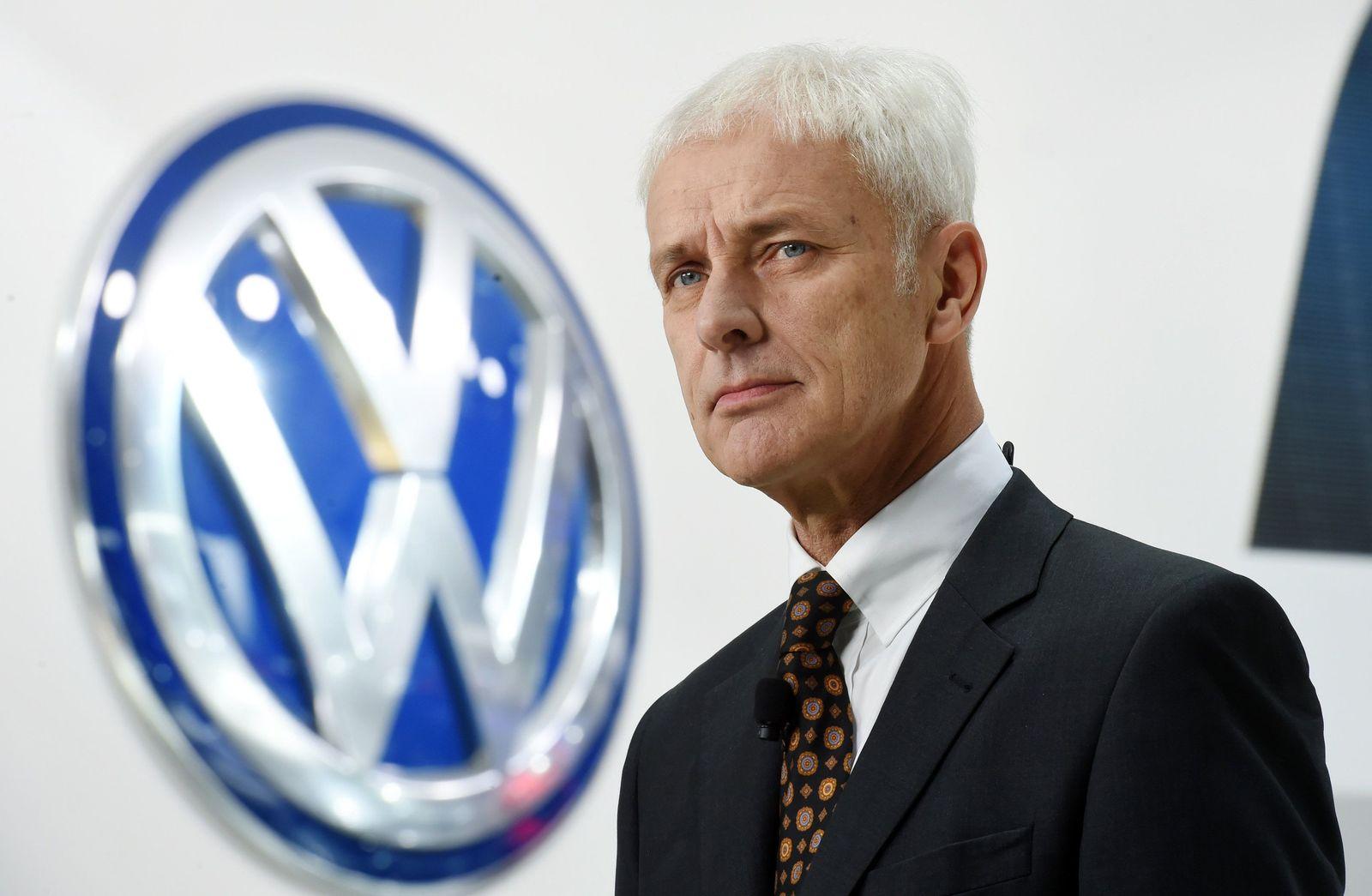 Matthias Müller / Volkswagen