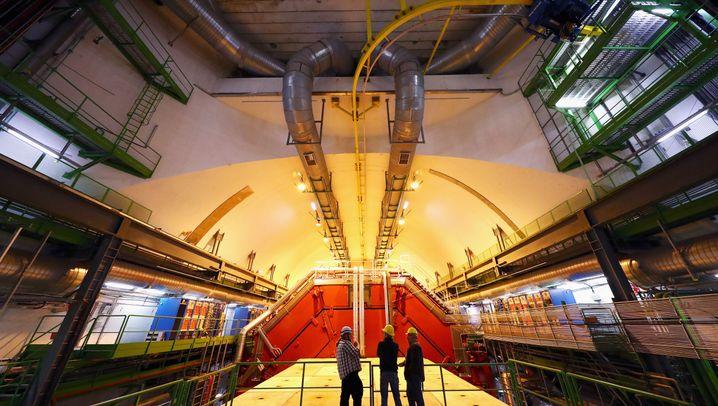 LHC: Die Weltmaschine