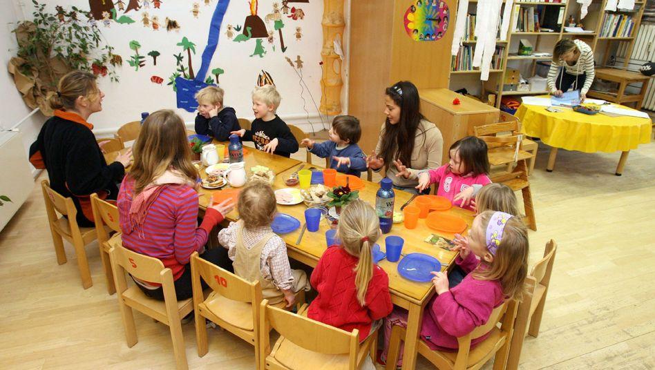 Kindertagesstätte: Kürzungen der städtischen Leistungen vorgesehen