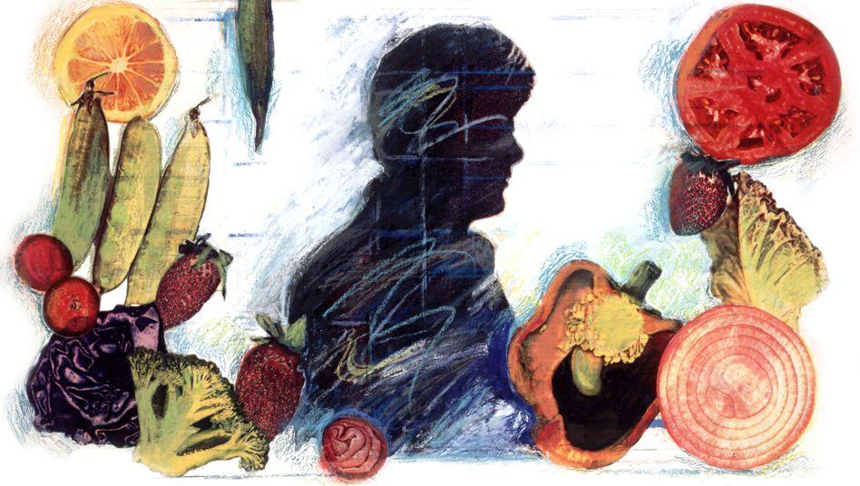 Frische Früchte: Zu viel des Guten