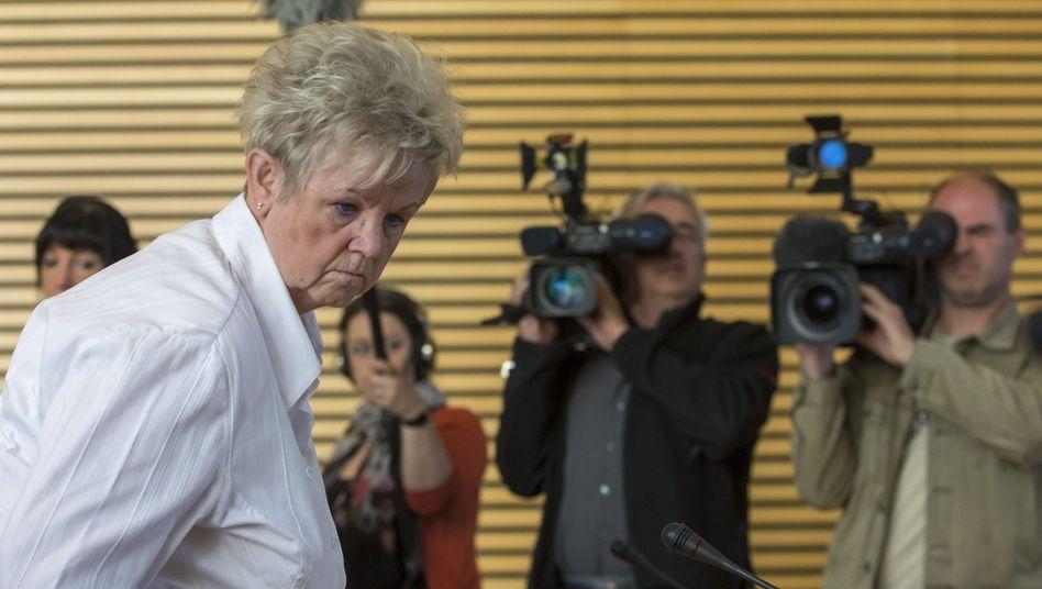 """Brigitte Böhnhardt in Erfurt: """"Die Polizei wollte sie erschießen"""""""