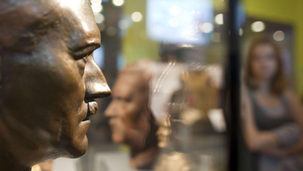 """Hitler-Ausstellung: """"Alle sind ein bisschen nervös"""""""