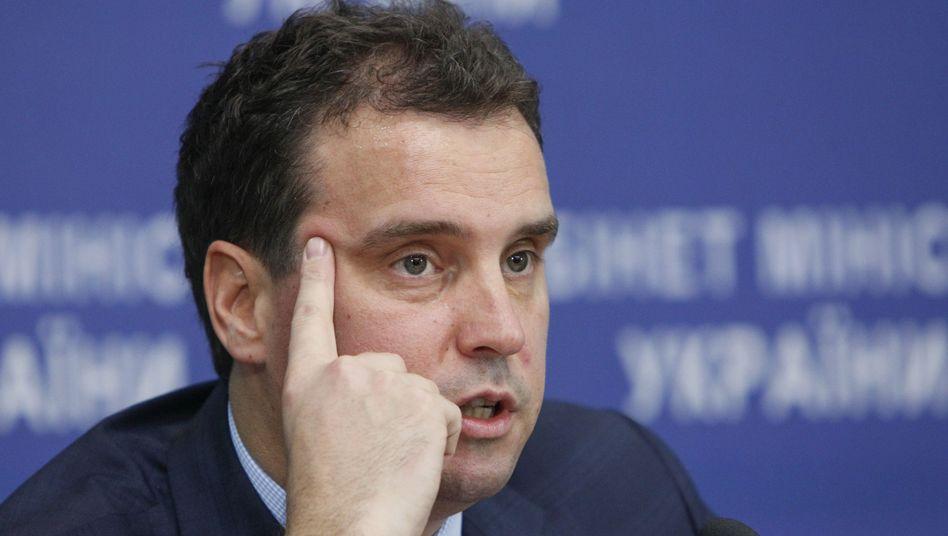 """Ukraines Ex-Wirtschaftsminister Abromavicius: """"Böse Kräfte wollen die Zeit zurückdrehen."""""""