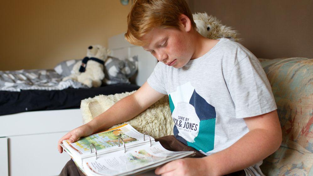 Leidenschaften eines Teenagers: Lamas und Landschafe