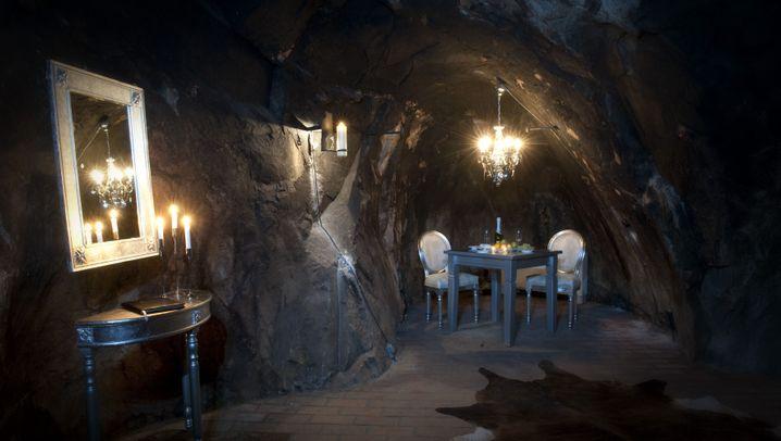 Verstecke zum Weltuntergang: Von Menschen und Minen