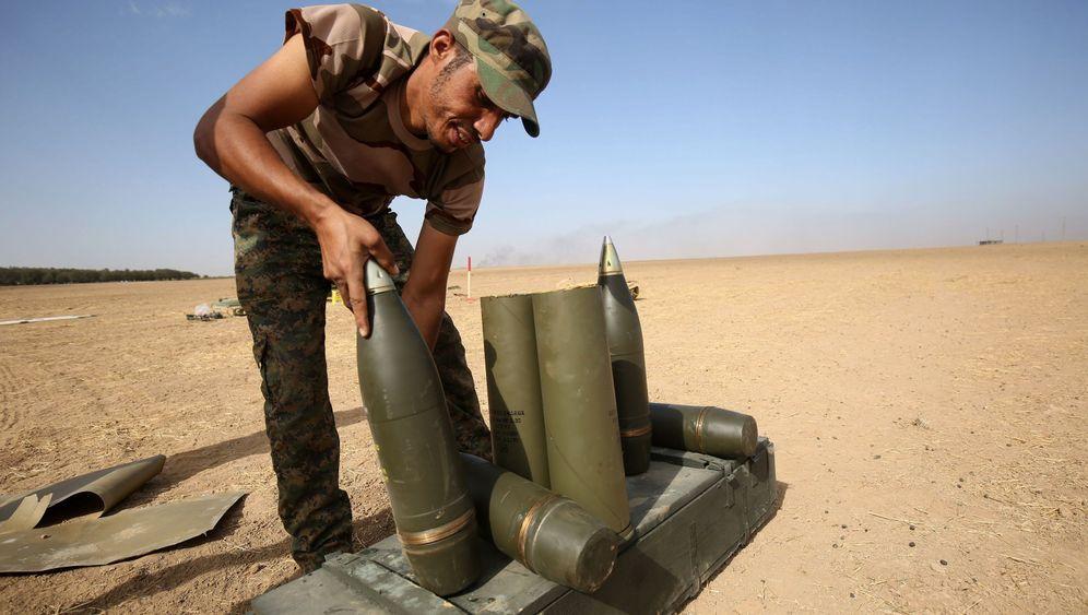Mossul-Offensive: Ring um die Stadt wird enger gezogen