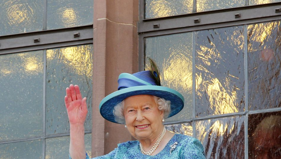 Die Queen in Frankfurt: Die Monarchie ist ein Mysterium