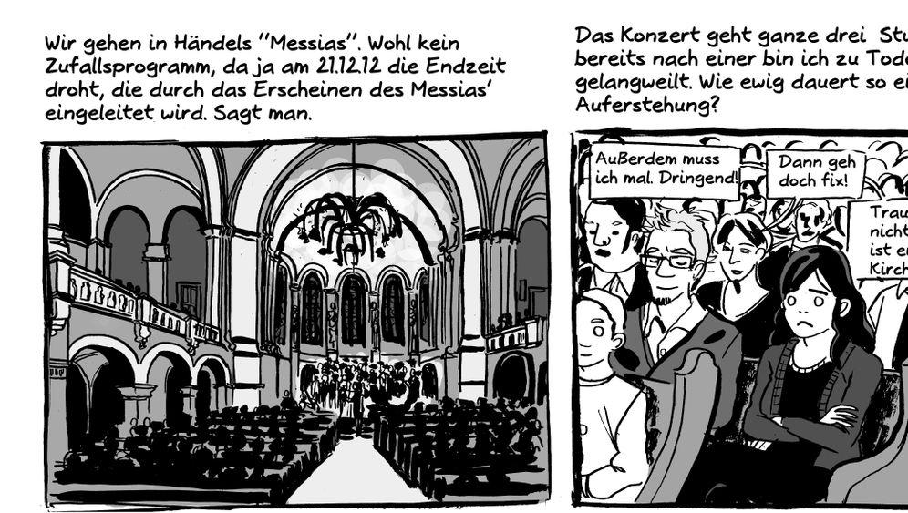 Comic-Adventskalender: Blattonisch