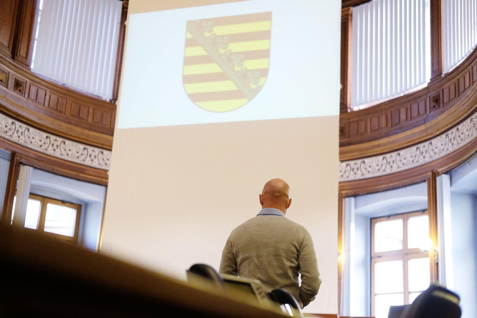Beginn Prozess gegen einen Bundeswehrsoldaten