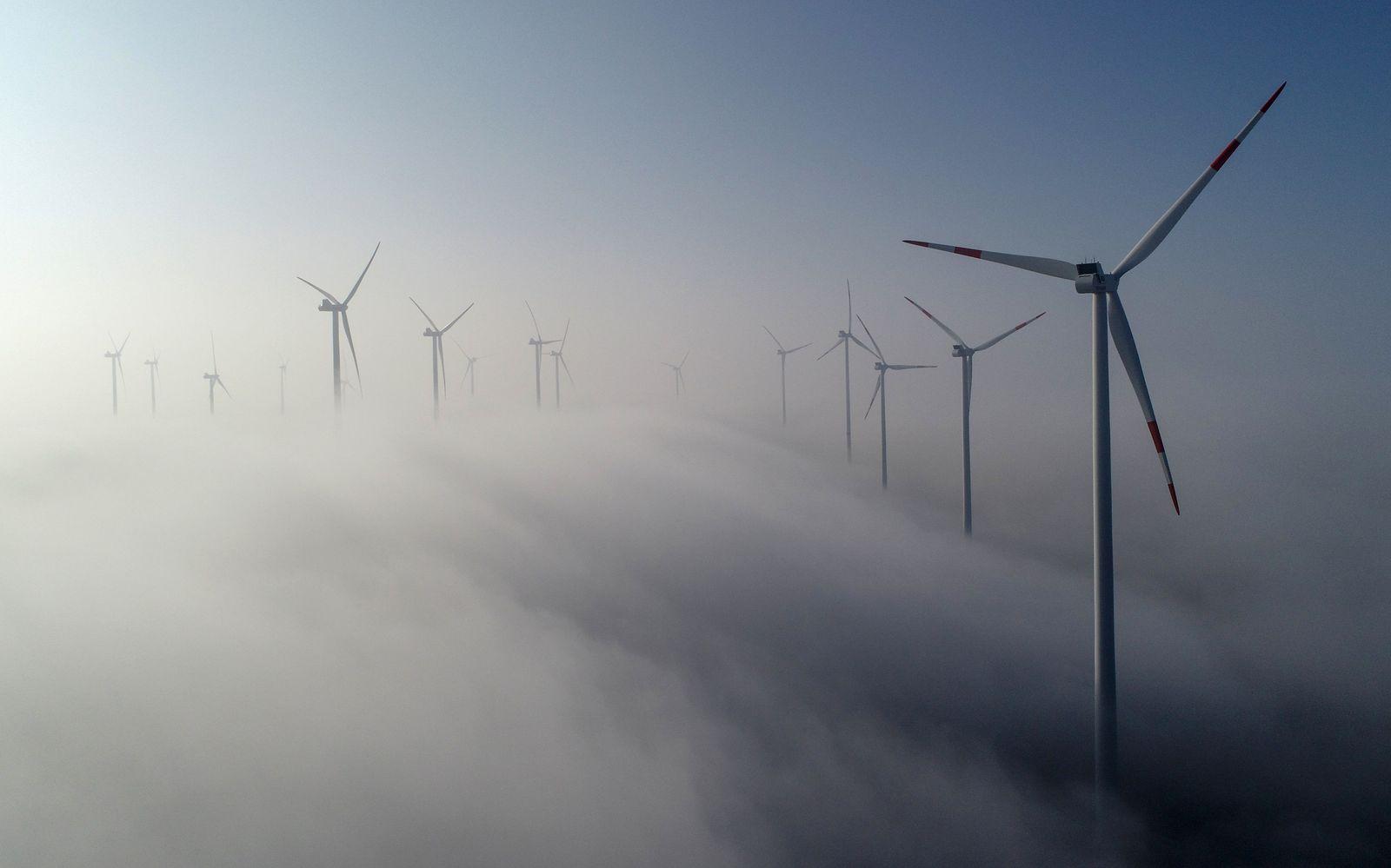 Zehn-Punkte-Plan für Ausbau der Windenergie