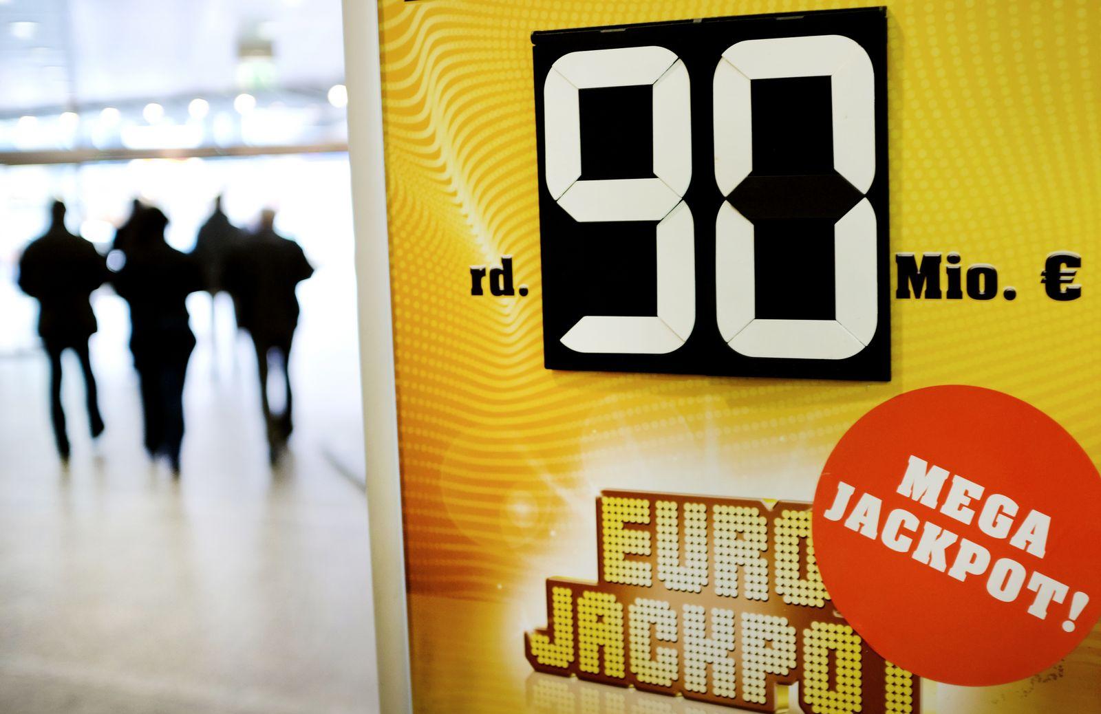Eurojackpot/ Lotto/ 90 Millionen