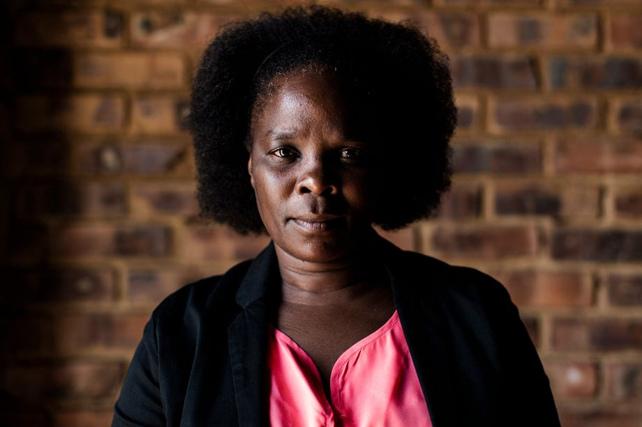 The activist Promise Mabilo is fighting for a cleaner and safer future.