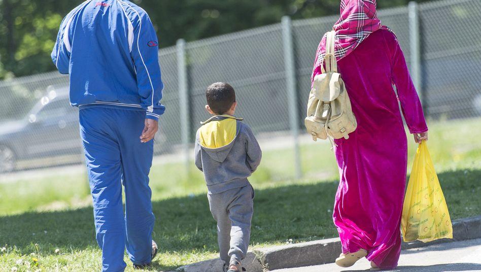 Flüchtlinge in Meßstetten (Baden-Württemberg): Die Argumentationen sind eines Ministers unwürdig