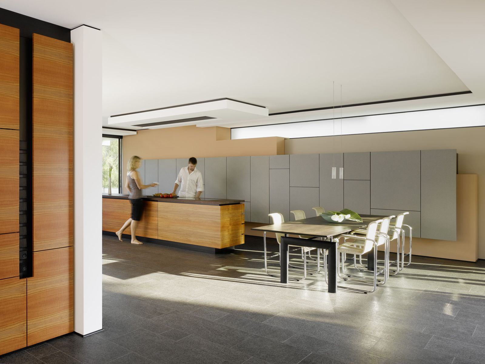 EINMALIGE VERWENDUNG Koop Häuser Heft 5/2011 - Einbauküche