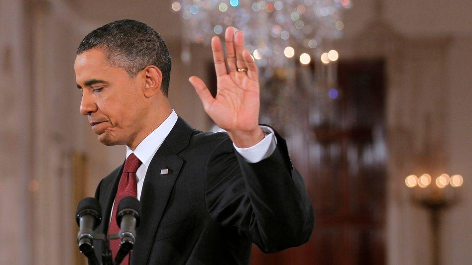 Obama nach der Wahlschlappe: Der Professor missversteht die Welt des kleinen Mannes