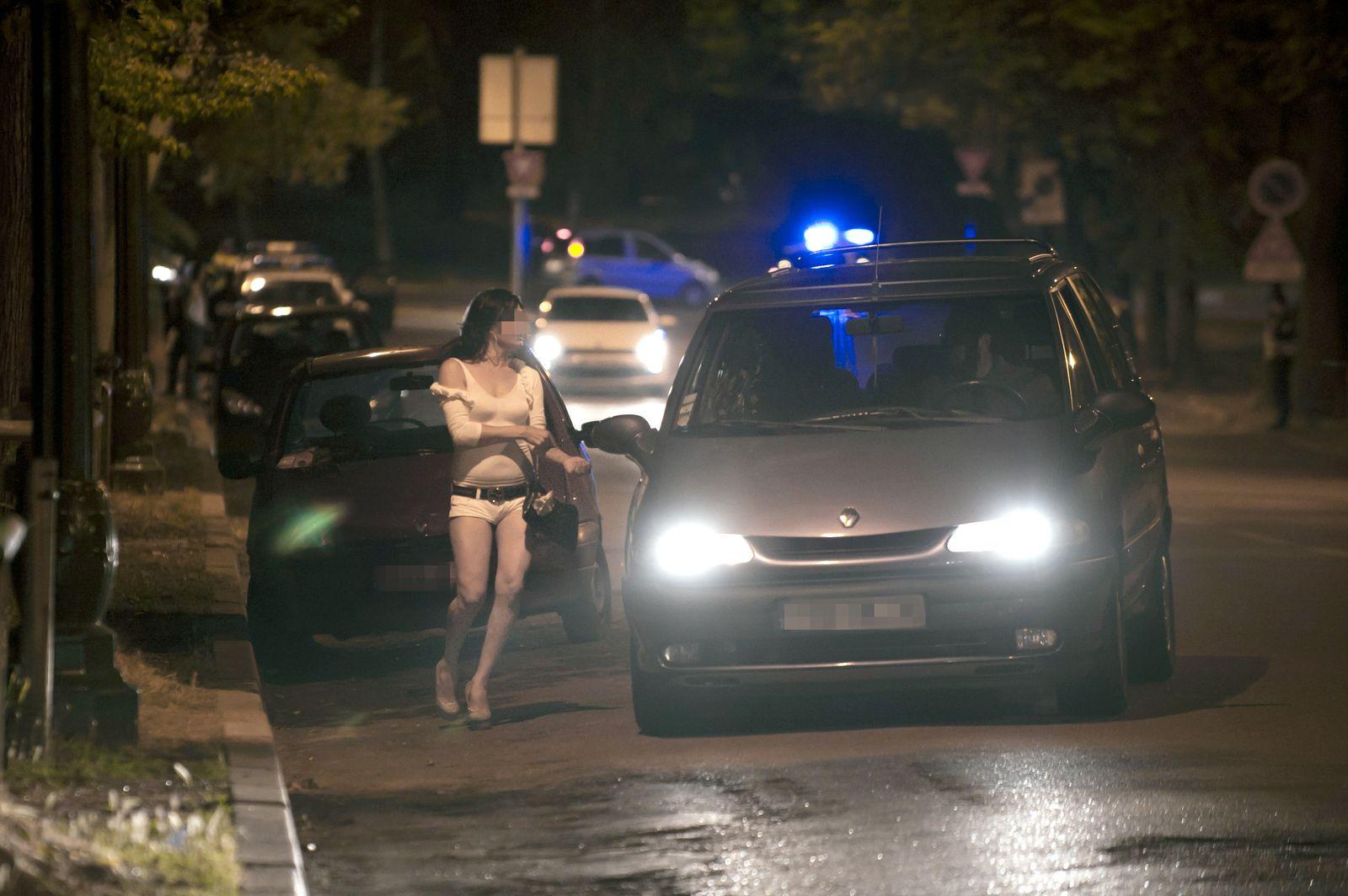 Frankreich/ Prostitution