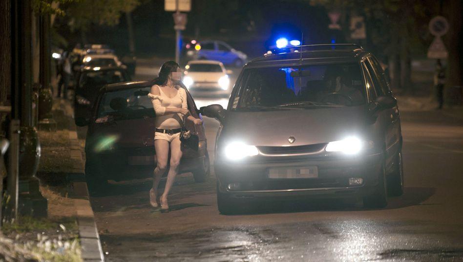 Prostituierte in Paris