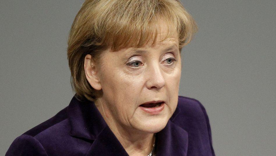 Angela Merkel: Zu kleinen Änderungen bereit