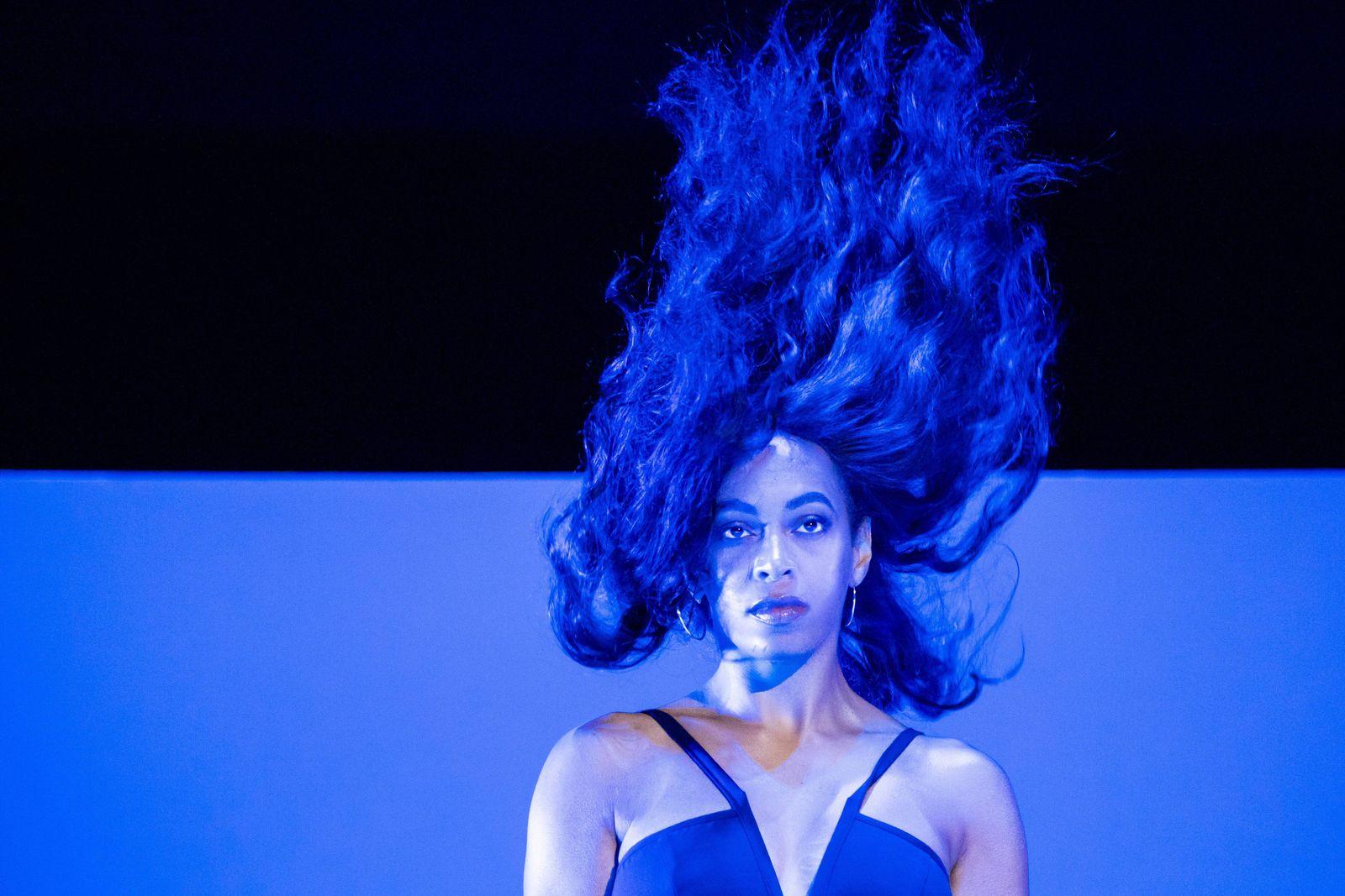 EINMALIGE VERWENDUNG Kultur/ Musik/ Solange Knowles