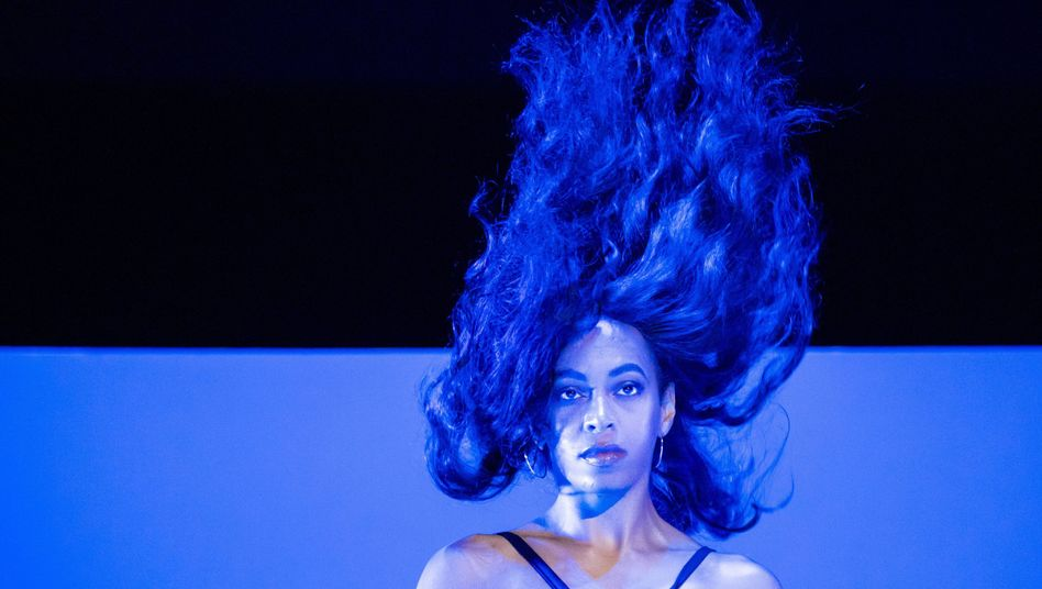 Solange Knowles bei einem Auftritt (Archiv): Ein politisches Statement