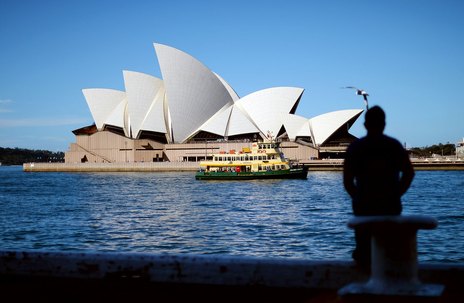 AUSTRALIA-POLITICS-BUDGET-ECONOMY