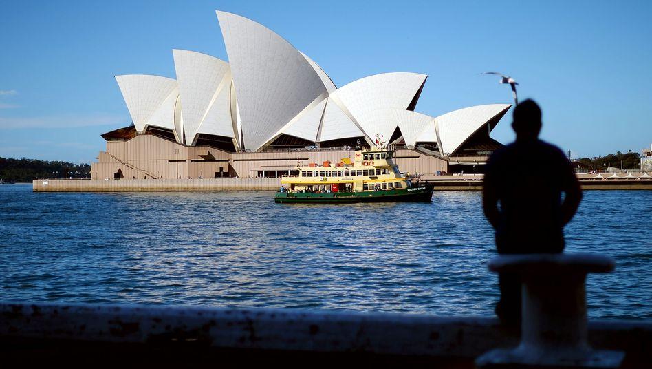 Sydney: Musikalisches Muss