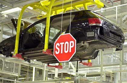 Opel-Produktion in Rüsselsheim: 12.000 Jobs in Gefahr