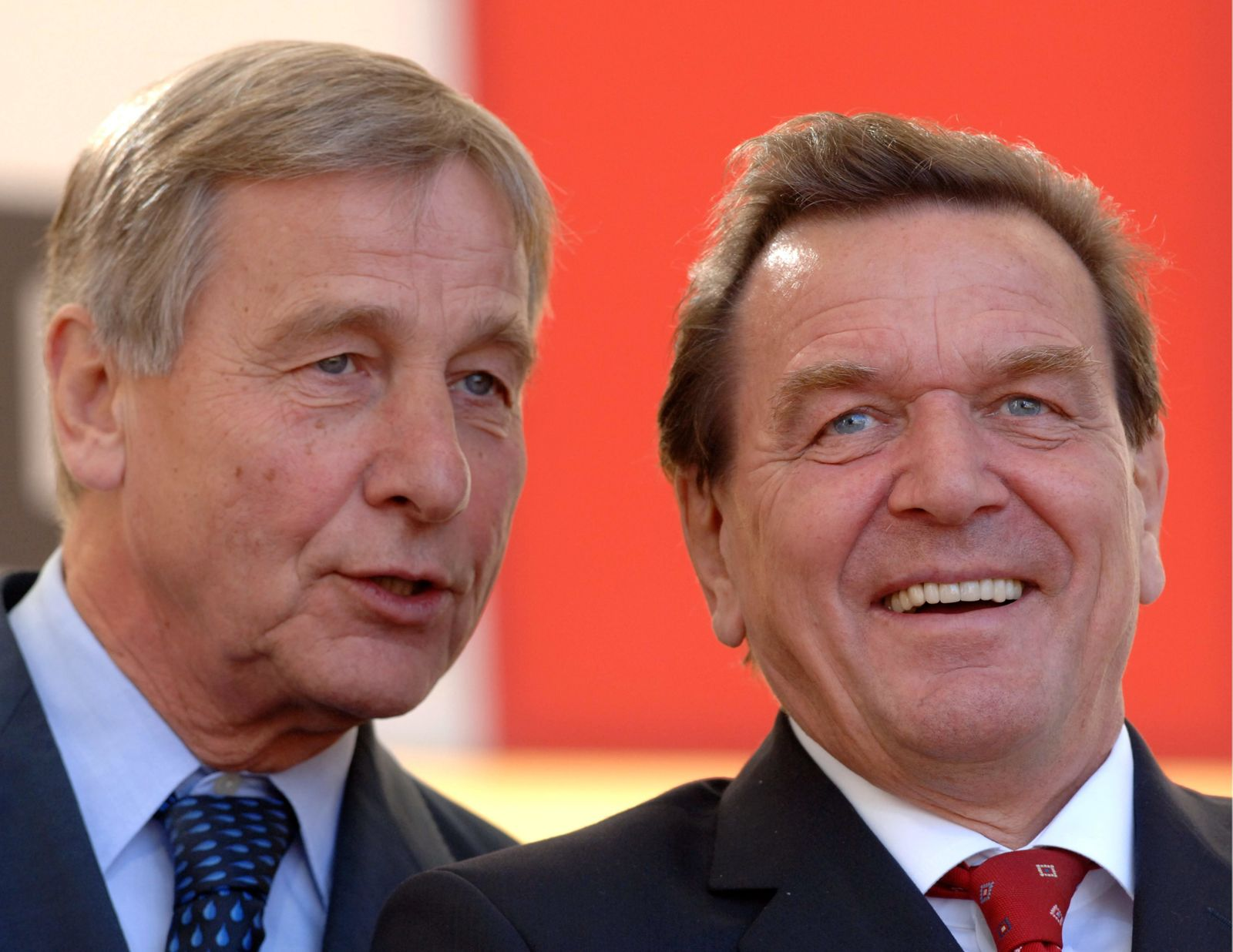 SPD - Schröder und Clement