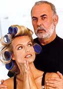 Starfigaro Udo Walz aus Berlin ist der Kronzeuge des Kanzlers in der Haaraffäre
