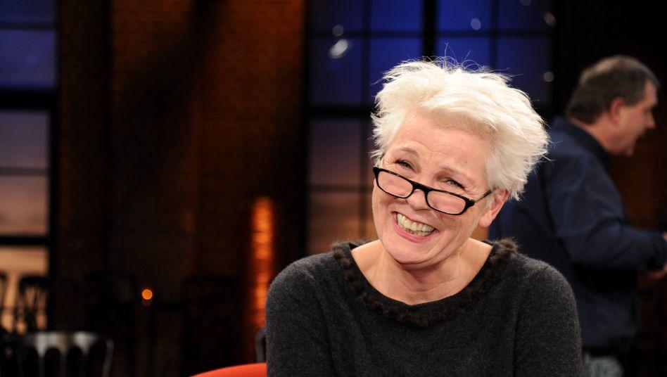 Gerburg Jahnke - zu Gast in einer Talkshow (Archivbild)